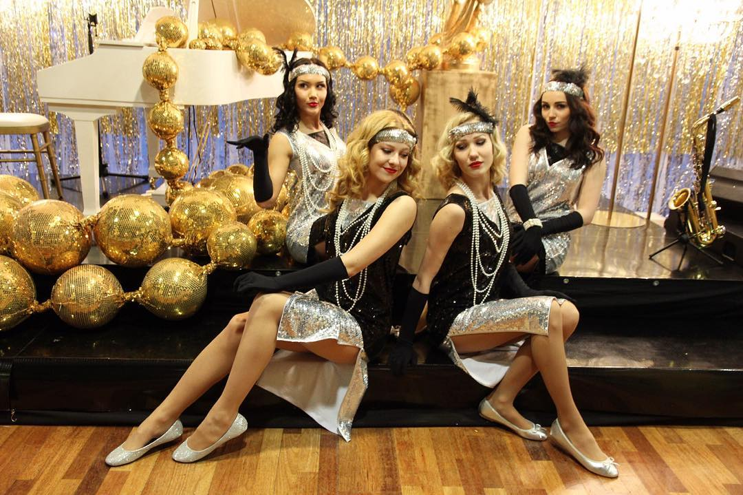 Art Deco Great Gatsby style 7skyevent