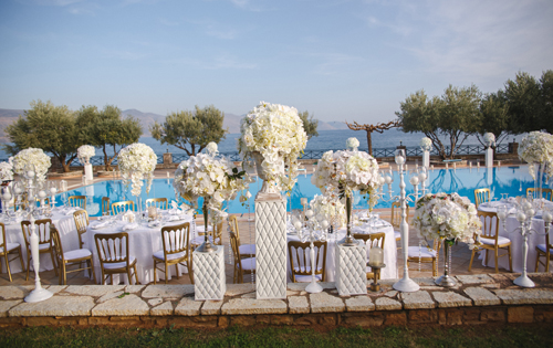 Greece wedding 7sky